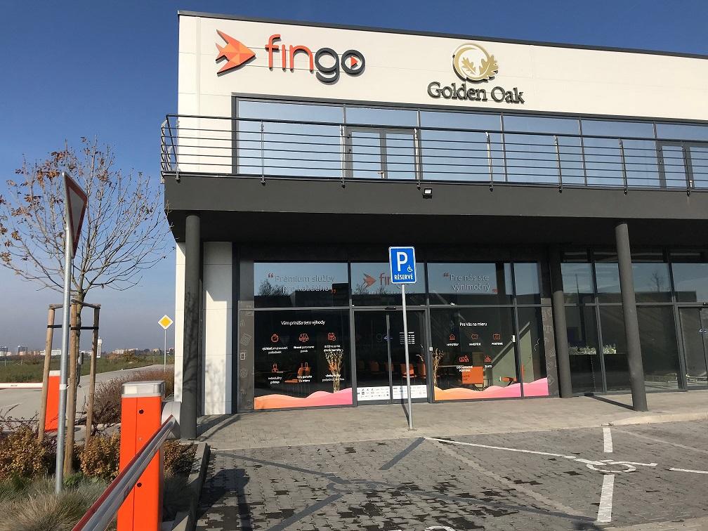 FinGO Premium Centrum Trnava