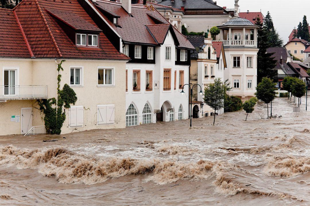 Poistenie majetku proti povodni a záplavám