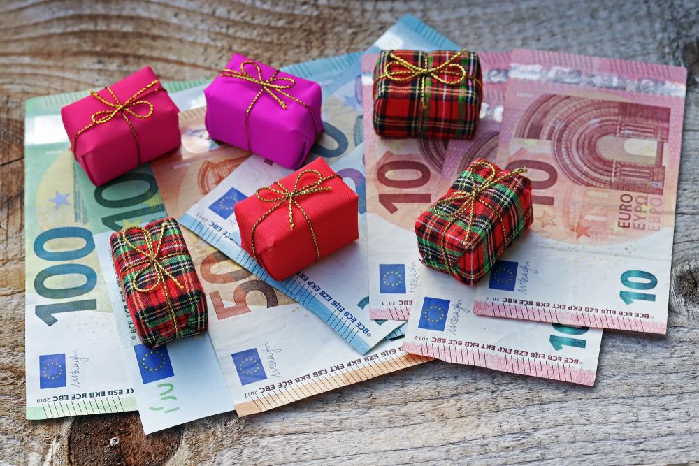 eurá vianočné darčeky