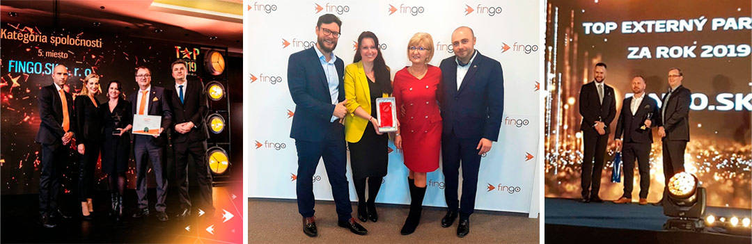 FinGO.sk prebralo viacero ocenení za hypotéky