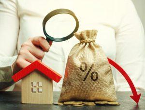 úrokové sadzby domček