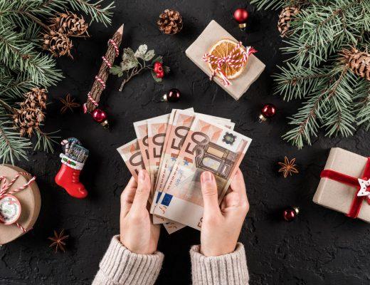 peniaze na vianoce