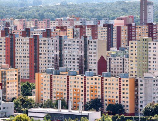 sídlisko Petržalka