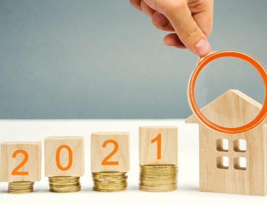 rok 2021 hypotéka