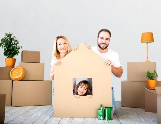 rodina domček hypotéka
