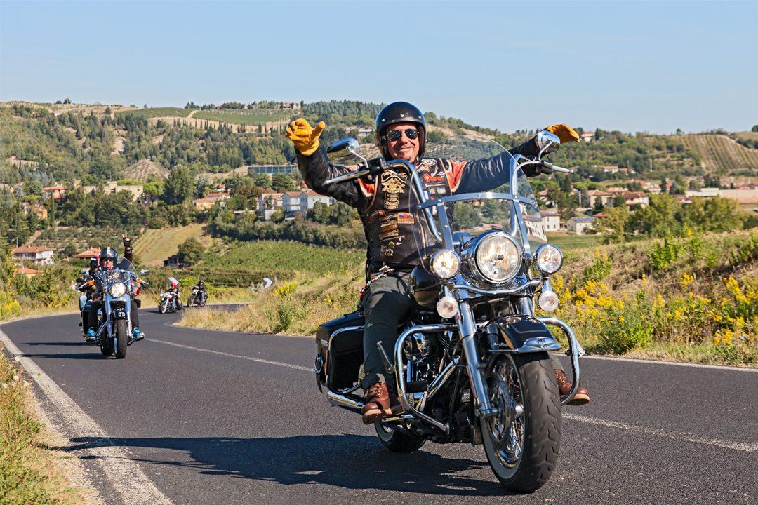 motorkári dovolenka